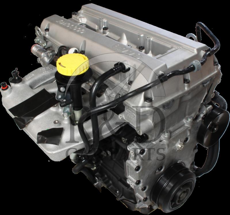 2003 Saab 43533 Transmission: New Engine B205 Saab 9-3/9-5, 32015478