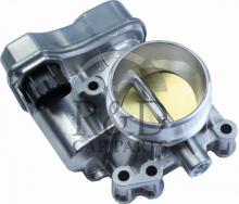 12791257, 93176028, Saab, 9-3, Engine, Engine control, Inlet, Throttle body, Throttle, Body, 2003-2006