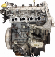 93190071, Saab, 9-3, Engine, Base engine, Long, Block, 9-3ss, 1.9dth, Used, 194.101, Km