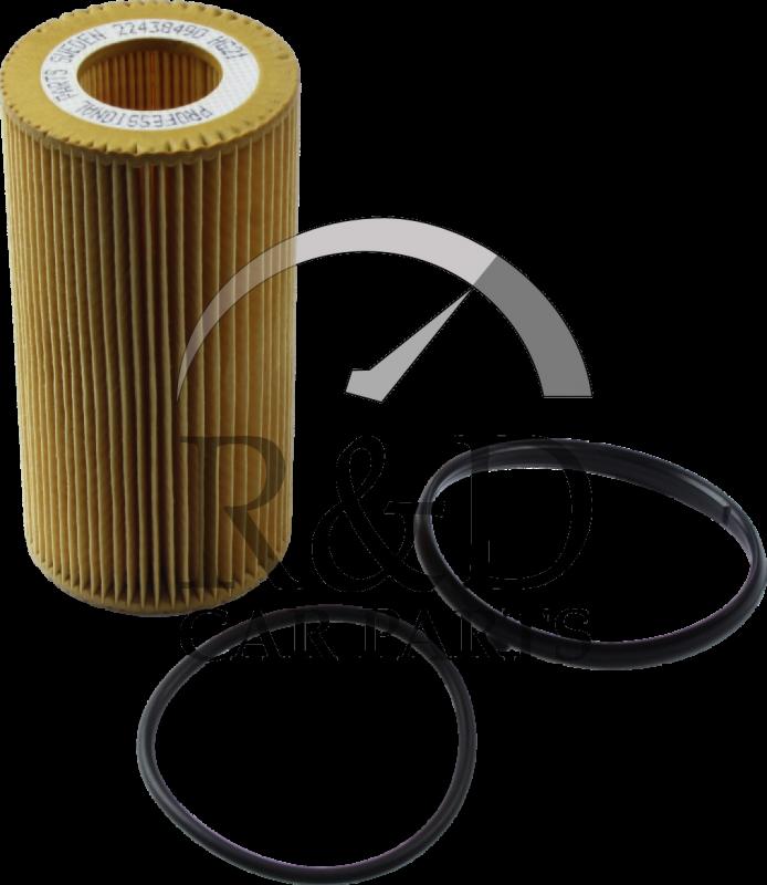 Oil Filter D5244T/D5204T Volvo C30/S40/V50/C70/S80/V70