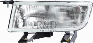 4560835, 51021381, 5333794, 5400155, Saab, 9-3, 9-5, Lighting, Fog lights, Fog, Light, Lh, 9-3v1/9-5